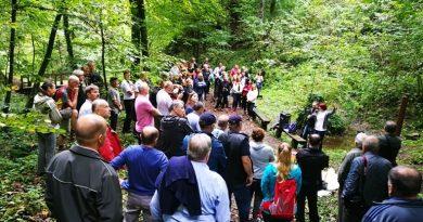 Z ekskurzije po kozjanskih gozdovih (foto)