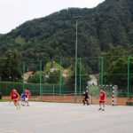 Mali nogomet: Podsreda visoko prek Bučenarjev; v Šentjurju vodilni veterani prvič brez zmage