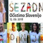 """Jutri še zadnja akcija """"Očistimo Slovenijo"""" – preverite lokacije"""