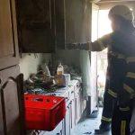 V požaru pri Rogaški Slatini poškodovane štiri osebe (foto, dopolnjeno)