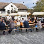Bučarijada na Trgu vasi Lipa v Podčetrtku