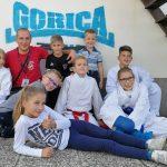 Odličen izkupiček karateistov v Novi Gorici