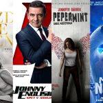 Vabimo v kino Šmarje: Zvezda je rojena, Venom, Johnny English spet v akciji, Mala noga, Pepermint: Angel maščevanja – brezplačne vstopnice
