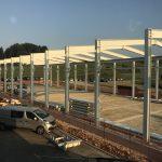 Nova hala v Dolah v občino Šentjur prinaša tehnološko napredno proizvodnjo in nova delovna mesta (foto)