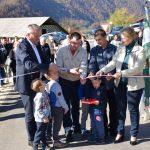 V občini Kozje namenu predali več obnovljenih cestnih odsekov (foto, video)