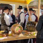Prvo martinovanje v Kozjem: vinskemu prazniku nazdravili s sejmom in kulturnim programom (foto, video)