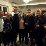 S srečanj z volivci (foto): Matija Čakš bo krajevnim skupnostim namenil več avtonomije in denarja