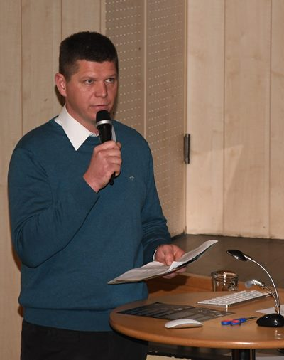 Matija Čakš se je zahvalil svojim podpornikom