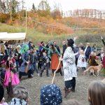 Dežela pravljic in domišljije v Olimje privabila številne čarovnice (foto)