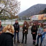 Bruseljski obisk na bistriški šoli