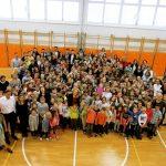 Predsednik Pahor na obisku v Dramljah (foto)