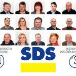 Spoznajte kandidate za svetnike SDS Občine Šmarje pri Jelšah