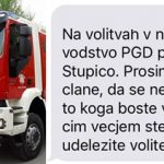Zloraba gasilstva v politične namene v občini Šmarje pri Jelšah?