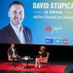 Več kot osebna predstavitev Davida Stupice – odličen kulturni dogodek