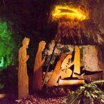 Na sveti večer proslavili postavitev jaslic v Davjeku