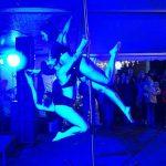 Šmarčani so s (pred)silvestrsko zabavo prvi na KiO vstopili v novo leto (foto, video)