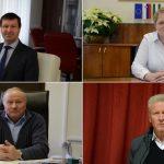 Božično-novoletna voščila županov občin Rogaška Slatina, Kozje, Dobje in Rogatec ob zaključku leta 2018