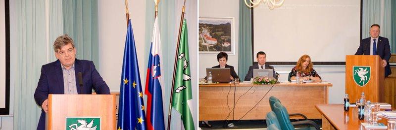 Slatinski orglarski mojster Anton Škrabl (levo) bo v domačem kraju, s pomočjo investitorjev, zgradil enega največjih projektov v Sloveniji v zadnjih letih