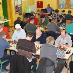 Šahisti aktivni v regijski ligi, kakor tudi v pokalnem tekmovanju, kjer je slavil Drobne
