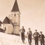Šmarsko smučanje pred drugo svetovno vojno