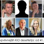 Predstavitve najvplivnejših KiO desetletja: od 41. do 50. mesta