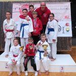 Karateisti Kozjanskega in Obsotelja uspešni na mednarodnem turnirju