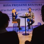 Kaj je v Šmarju povedal priljubljeni radijec Miha Šalehar