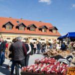 Jožefov sejem v Bistrici ob Sotli 2019 na sončno nedeljo odlično obiskan (foto, video)
