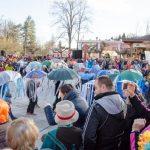 Vesel pust s šolarji v Rogaški Slatini 2019 (foto, video)