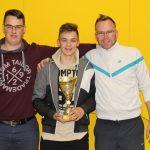 Kozjani še vedno edini zmagovalci badmintonske lige