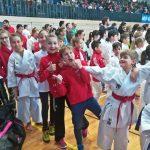 Karateisti začeli s pokalnim tekmovanjem
