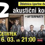 Ne spreglejte: v soboto v Podčetrtku akustični koncert Mi2