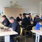 Lanski prvaki šahovske lige do prve zmage letos