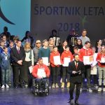 Naj športnika Šentjurja za leto 2018: Mojca Centrih in Ambrož Amon