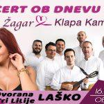 Vabimo na koncert Tanje Žagar in Klape Kampanel v Laško – vstopnice 40 % ceneje