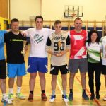 Zaključek pete sezone badmintonske lige