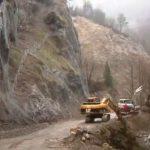 Cesta Planina-Sevnica vendarle odprta do poletja? Ob vseh težavah še vandalizem