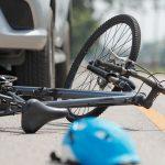 V prometni nesreči v Gorici pri Slivnici umrl kolesar (dopolnjeno)