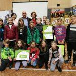 Učenci OŠ Dobje zmagovalci programa Varno na kolesu