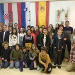 V Bistrici ob Sotli gostili mlade iz dveh držav
