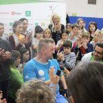Plank na paraolimpijskem dnevu v Hruševcu; Jožica Drač do medalje pri Pungartniku