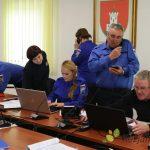 Sprememba kontakta štaba Civilne zaščite v Rogatcu