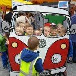 Učenci OŠ Podčetrtek del letošnje Evropske vasi (foto)
