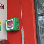 Pri avtokleparstvu Krajnc v Predelu namestili nov defibrilator dostopen 24 ur na dan