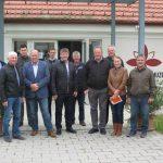 Šmarje obiskal kandidat za evropskega poslanca Franc Bogovič