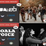 Vabimo na koncerta Čedahuči in Koala Voice v Šentjurju – ponujamo cenejše vstopnice