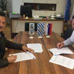 Podpisana pogodba za obnovo lokalne ceste Cerovec – Sv. Štefan