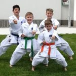 Mladi karateisti na balkaniado
