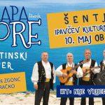 (odpovedano) Vabimo na Dalmatinski večer s Klapo More v Šentjurju