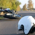 Padec motorista pri Šentjurju (dopolnjeno)